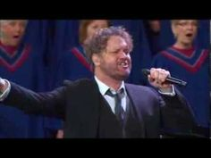 ▶ End Of The Beginning - David Phelps at David Jeremiah's church