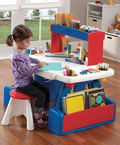Look at this Creative Projects Table Set on #zulily today!