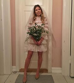 Happy Halloween ELLE-style #deadbride via ELLE NORWAY MAGAZINE OFFICIAL INSTAGRAM - Fashion Campaigns  Haute Couture  Advertising  Editorial Photography  Magazine Cover Designs  Supermodels  Runway Models