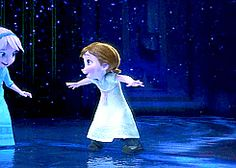 Anna from Disney movie Frozen and an incredible Disney and other movies animated gif images collection → http://briannathestrange.tumblr.com/archive