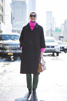 A Love Is Blind: New York Fashion Week day 3, Natalie Joos