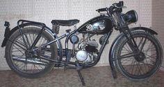 Rixe, 1934-1940 (1948-1984), Brake, near Bielefeld, Germany - JLO motor