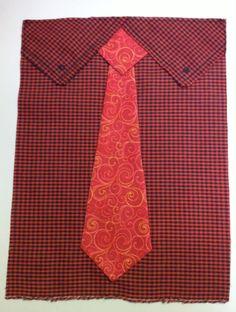 Shirt and Tie block