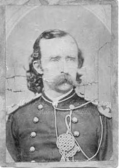 American Civil War, American History, George Custer, Battle Of Little Bighorn, George Armstrong, Unknown Soldier, Major General, Old West, Military History