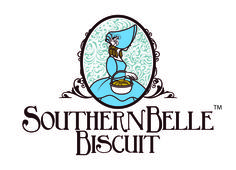 The logo for Southern Belle Biscuit