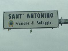 QUI - SALUGGIA: HANDICAP O CAVALLINO IN VIA SAN GIACOMO A S.ANTONI...