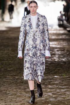 Alexander McQueen - Spring 2014 Menswear
