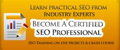 Become an Digital Marketing Expert | SEO/SMO/PPC Training Program | 9953142981 http://www.weekendtrainer.in/seo-and-digital-marketing-training