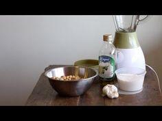 How I Make Hummus - Pinch of Yum