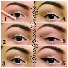 Importance of Knowing The Eyeliner Tips For Round Eyes Eyeliner Tips For Round Eyes