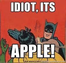 apple idiot - Google Search