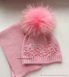 Вязаная шапочка для девочки - купить или заказать в интернет-магазине на Ярмарке Мастеров | Шапочка (осень, еврозима) из 100% итальянской…
