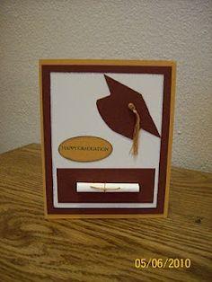 Indiana Inker - Graduation Card Stampin' Up!