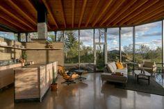 Chalet entre deux rochers au Canada par Cutler Anderson Architects - Journal du Design