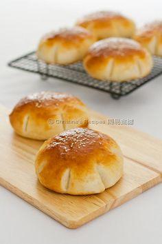 紅豆包【湯種法】Red Bean Buns - 簡易食譜: 中西各式家常菜譜