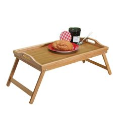 MUST HAVE! Bamboo Breakfast Tray :)