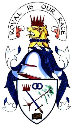 Clan Gregor Society Coat of Arms