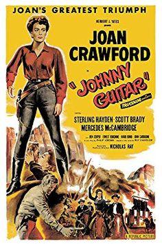 Joan Crawford in Johnny Guitar (1954)