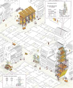 Urban Strategies to Regenerate Indian Public Space. Almudena Cano Pineiro. 2012 Global Architecture Graduate Awards.