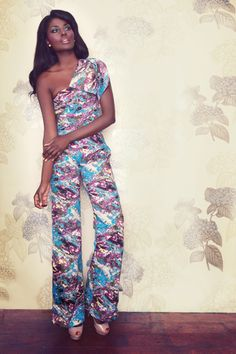 Brand:Sika Designs Designer:Phyllis Taylor Flora Fauna Collection cutfromadiffcloth.tumblr.com