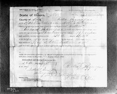 Child Employment Document | Photograph | Wisconsin Historical Society