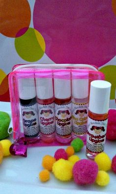 Our Moodylicious Natural Lipgloss Purse  $18.99  ...makes the perfect Holiday Stocking Stuffer.....