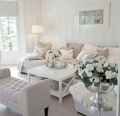 Obsessed with neutrals