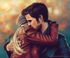 I hope that you see right through my wallsI hope that you'll catch me, 'cause I'm already fallingI'll never let our love get so close You put your arms around me and I'm h o m eI had to paint the Captain Swan hug, because there can and will never be enough Captain Swan hugs.fan art | edits | printsPlease don't crop/edit/tweet and please reblog, don't repost. ;) Thank you!
