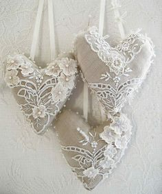lovely use of lace