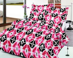 Tie and Dye effect bedsheet. Best for festival time !