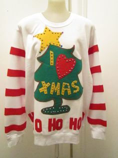 Ugly Christmas Sweater OBSESSED