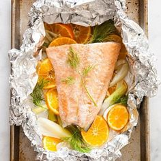The best way to cook fish!