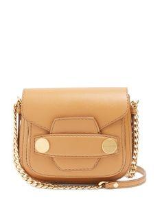 Stella Popper faux-leather cross-body bag | Stella McCartney | MATCHESFASHION.COM US