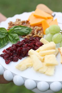 Serve up a stylish cheese plate with these tips from @Courtney Whitmore {Pizzazzerie.com} Pizzazzerie.com