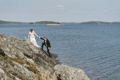 Got Married, Getting Married, Finland Summer, Archipelago, Wedding Portraits, Summer Wedding, Sea, The Ocean, Ocean