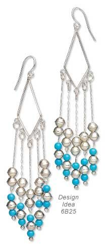 The Right Earring Style for Your Face Shape - Fire Mountain Gems and Beads