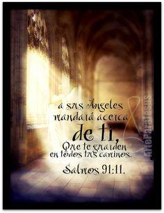 #AMEN QUE EL SEÑOR ENVIE SUS ANGELES, GUARDADO EL CAMINO DE TI Y DE MI AMEN!!