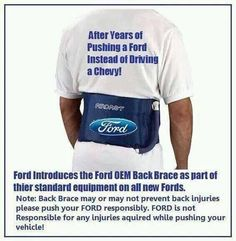 Ford jokes does ford stand