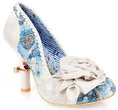 Irregular ChoiceKanjanka - Zapatos de Tacón Mujer, Color Negro, Talla 36.5