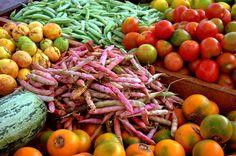 Frutas del mercado