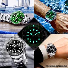 Sport Watches, Watches For Men, Watch 2, Ml B, Make A Gift, Stainless Steel Watch, Sailboat, Rolex Watches, Nba