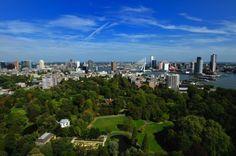 Rotterdam élue ville d'Europe la plus agréable à vivre