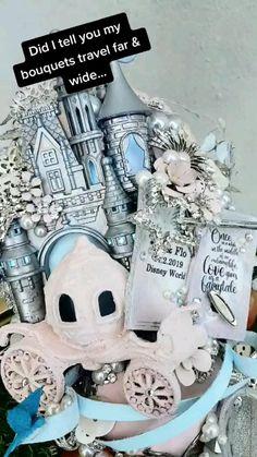 Wedding Bouquets, Wedding Flowers, Disney Inspired Wedding, Alternative Wedding, You And I, Fairy Tales, Wedding Inspiration, Bridal, Creative