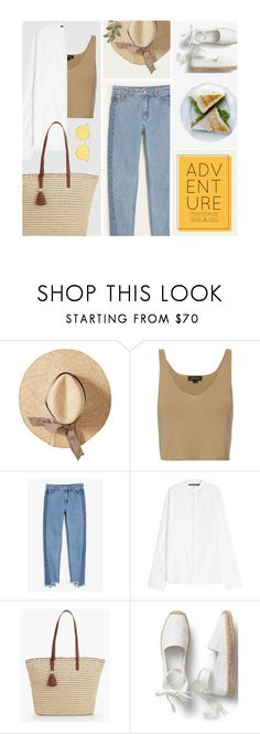 """""""Adventure"""" by genovevajc ❤ liked on Polyvore featuring Monki, Haider Ackermann and Talbots"""