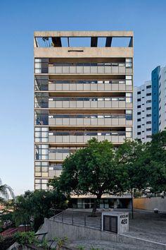 Edifício Residencial Jaraguá, Perdizes, São Paulo, 1984