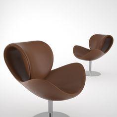 Blobby chair by vasiliy butenko