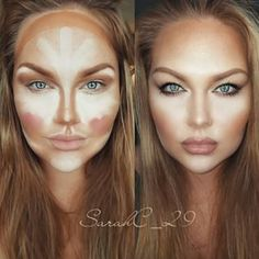 """I just think that a woman shouldn't feel she needs to perform so much """"construction"""" to look decent.  Contouring?  I'm not a fan.  A little polish...O.K.  A total reconstruction of the shape of my face to meet some ideal.  Nah."""