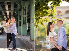 Manayunk Engagement Photographer | Philadelphia PA | Tina Jay Photography | Philadelphia Wedding Photographer