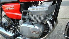 Suzuki GT 380 K 1973-L