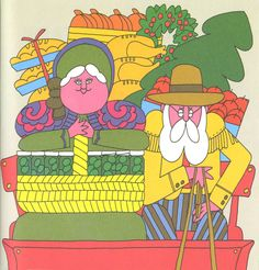 A Christmas Cookbook illustrated by John Astrop & Eric Hill.